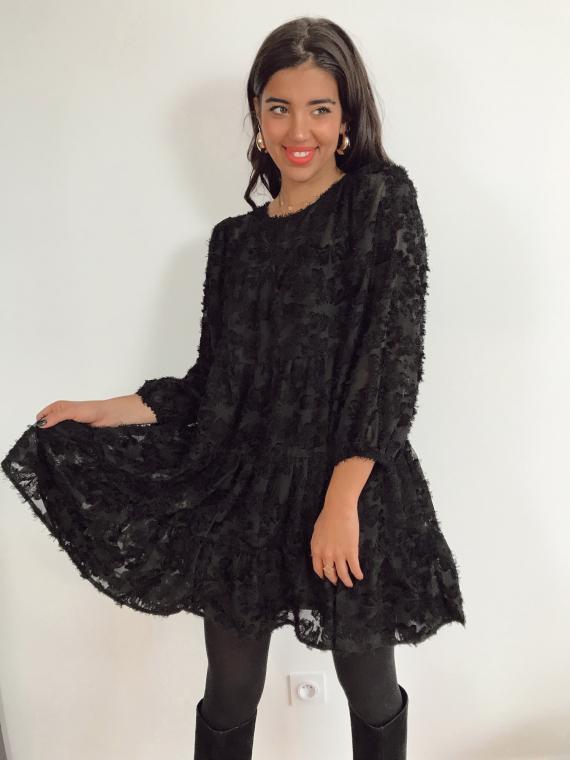 Robe AMELIE noire