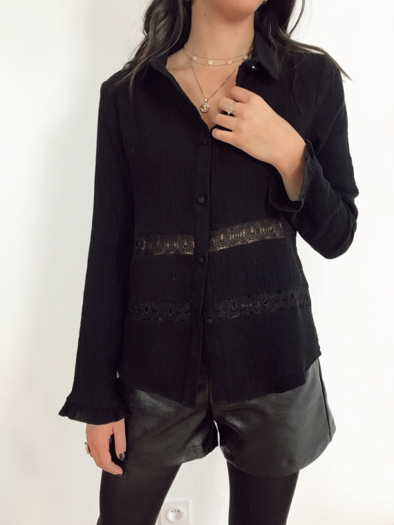 Black NOELY shirt
