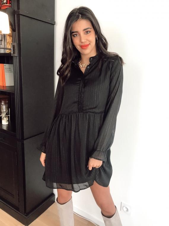 Robe ONDINE noire