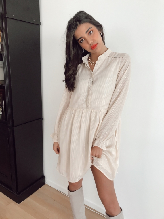 Robe ONDINE beige