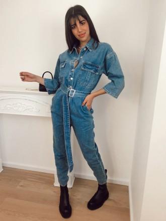 Combinaison ILAN en jeans