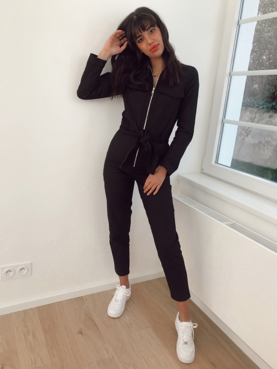 Black NAO jumpsuit