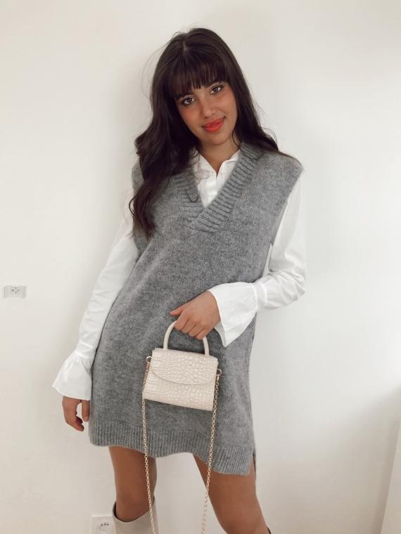 Grey CHELSEA dress
