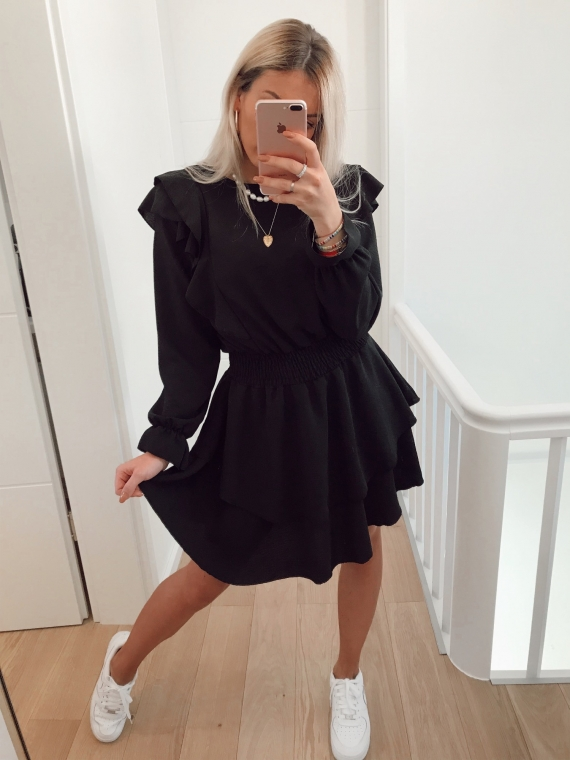 Black TWICE dress