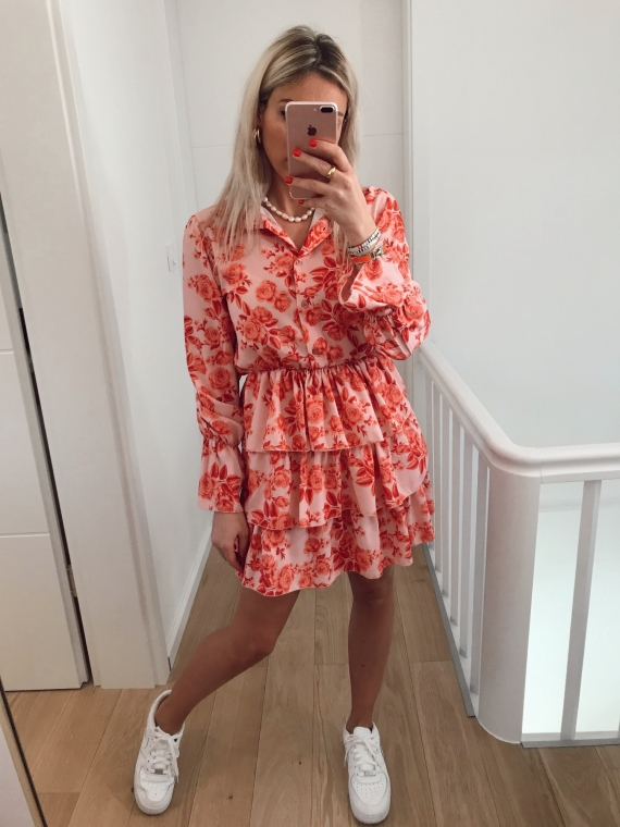 Flower STORMY Dress