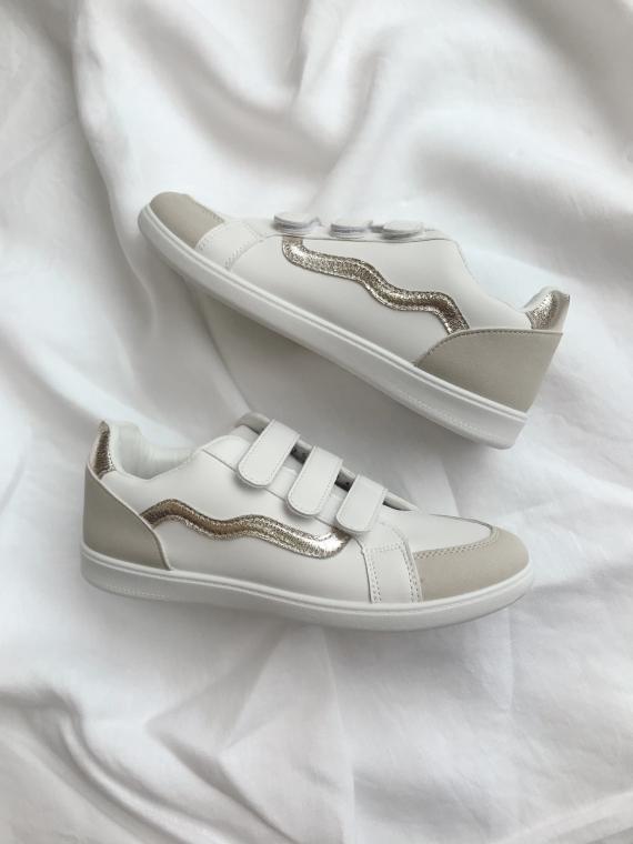 BEYOND velcro sneakers