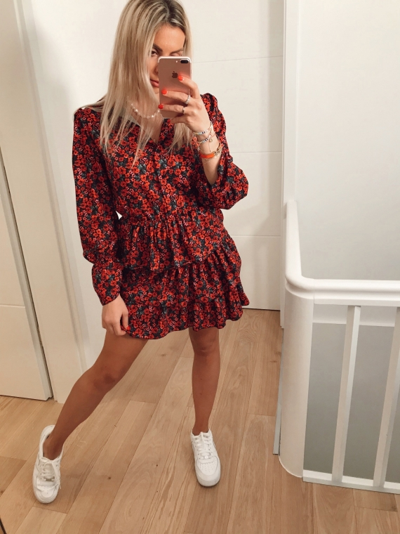 Robe fleurie MADDY
