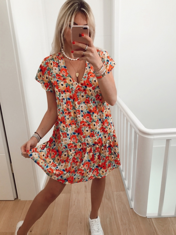 Flower dress EVERYTHING