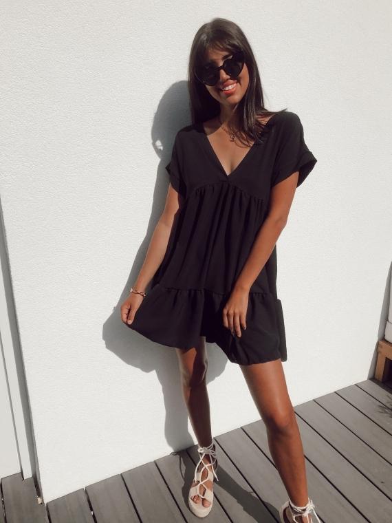 Robe FALLON noire
