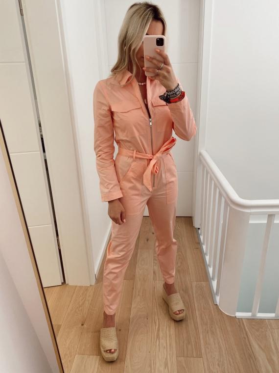 Orange NAO Cargo Suit NAO