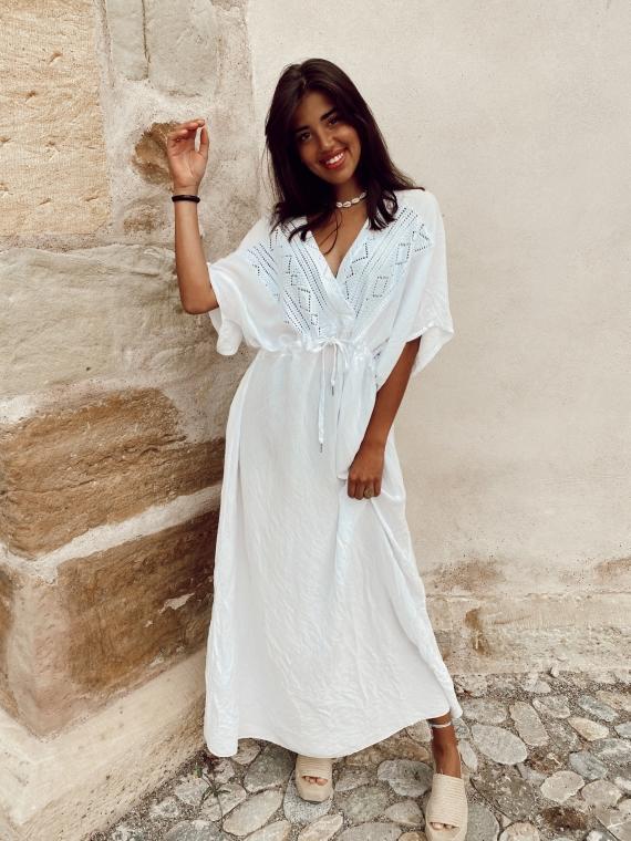 Robe LINIE blanche