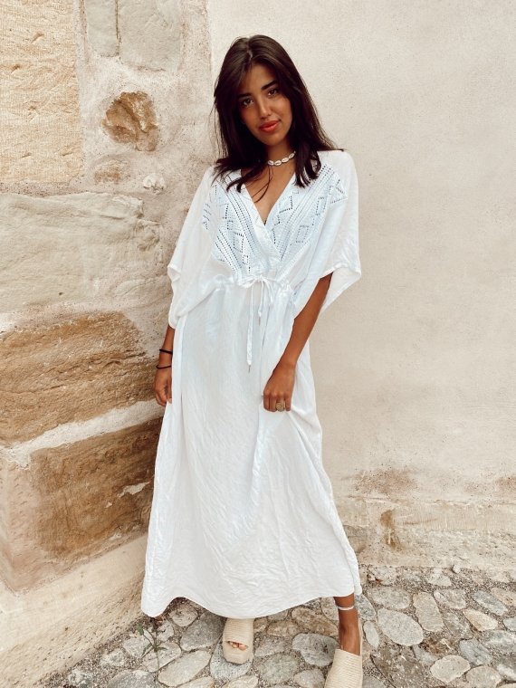 White LINIE dress