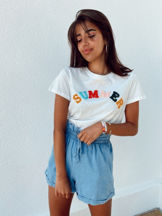 T shirt SUMMER