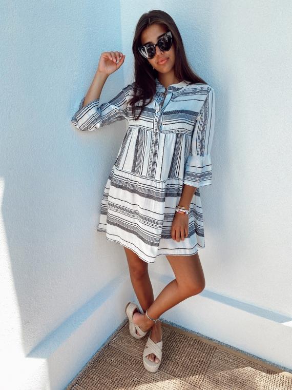 White OPRAH dress