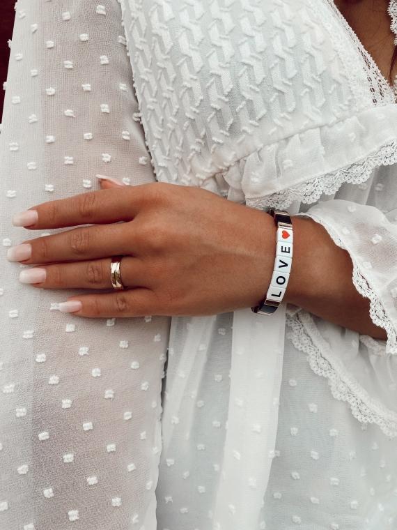 Bracelet LOVE noir
