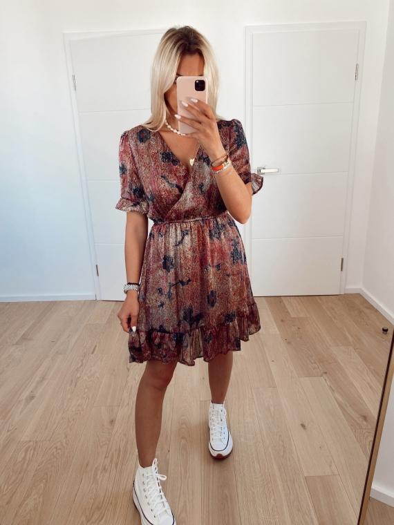 IMPRESSION Lurex Dress