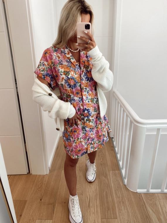Robe PEACHY blanche