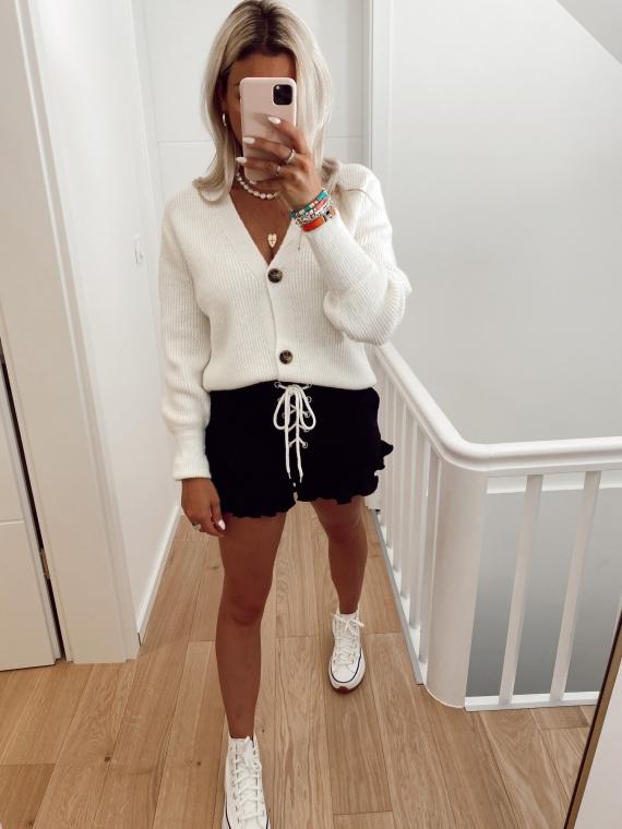 Black CALABRE Shorts