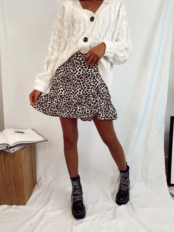 Leopard MISSY skirt
