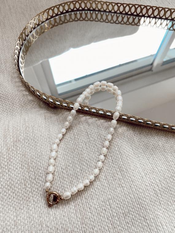 Collier perles SOFIE