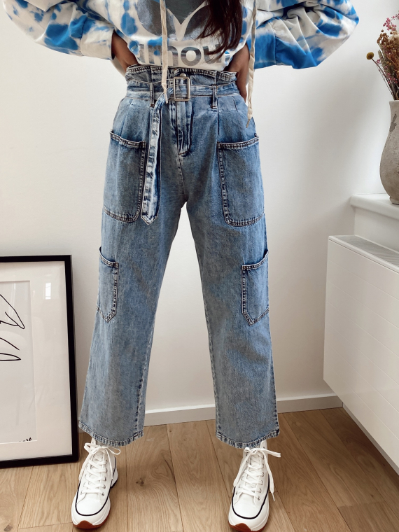 Jeans à poches MARVA