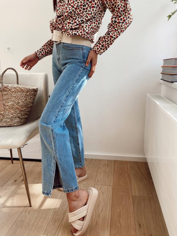 Split jeans DONOVAN