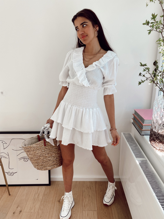 White AMBROSIA dress